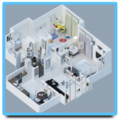 Home Layout Design icon