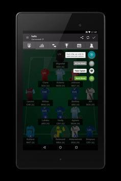 Schermata apk Fantasy Football Manager (FPL)