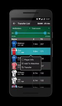 Fantasy Football Manager (FPL) apk screenshot