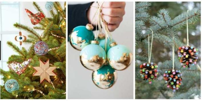 Homemade Christmas Decorations screenshot 2