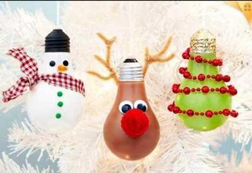 Homemade Christmas Ornaments screenshot 3