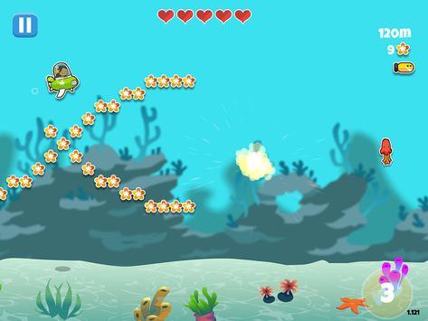 Kiwitiki Submarine Race screenshot 14