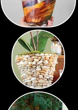 Homemade Flower Pot Rock Ideas poster