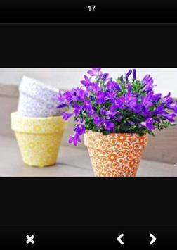 Homemade Flower Pot Rock Ideas apk screenshot