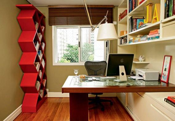 Home Office Ideas poster