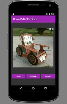 Home Pallet Crafts screenshot 2