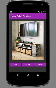 Home Pallet Crafts screenshot 9