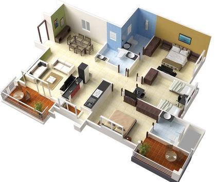 Best 3D Home Plan screenshot 5