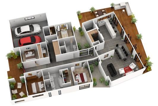 Best 3D Home Plan screenshot 2