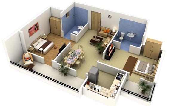 Best 3D Home Plan screenshot 3