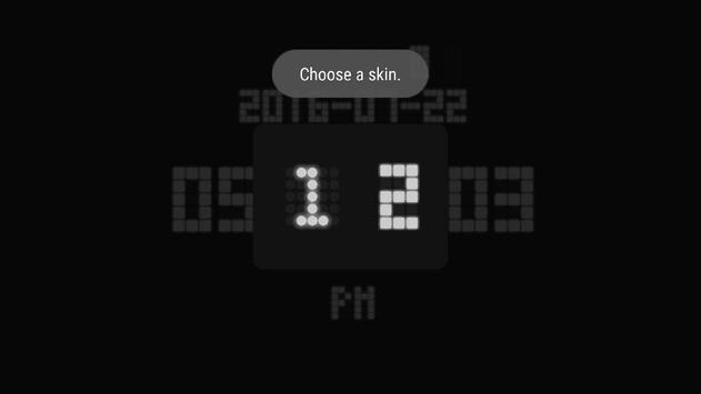 My Styled Clock (탁상시계) apk screenshot