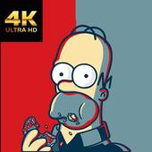 Homer Wallpaper 2018 icon