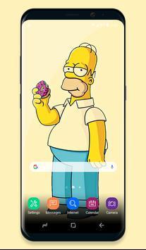 Homer Wallpaper 2018 screenshot 3