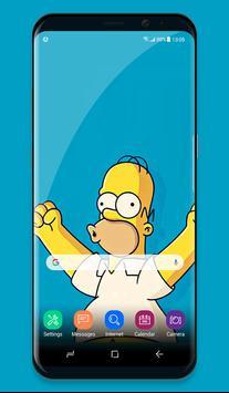 Homer Wallpaper 2018 screenshot 1