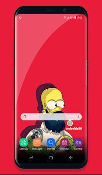 Homer Wallpaper 2018 screenshot 2