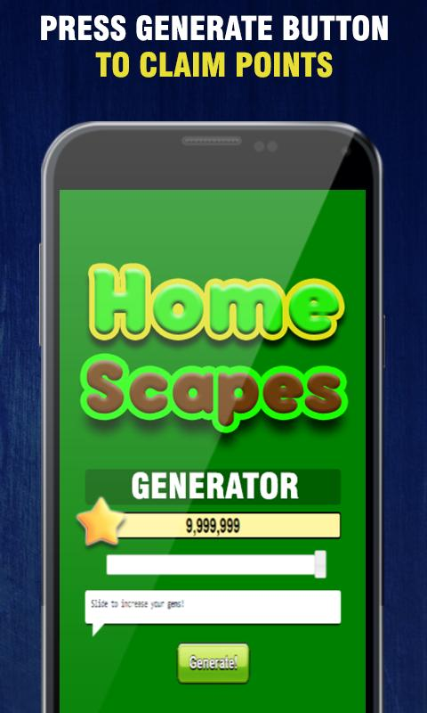homescapes hack for android