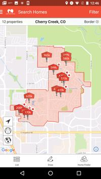 Love Your Hood Home Finder apk screenshot