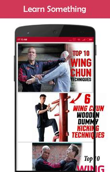 Best Wing Chun Technique screenshot 2