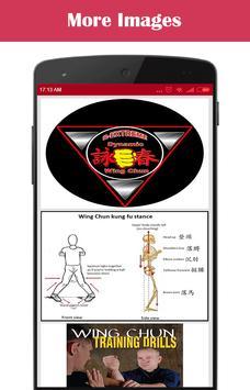 Wing Chun Fighting System screenshot 4
