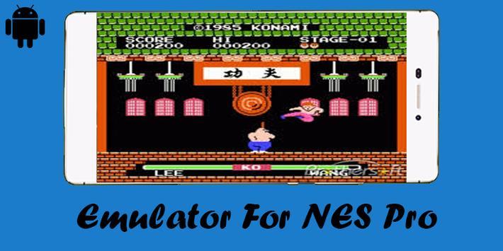 Emulator For NES Pro poster