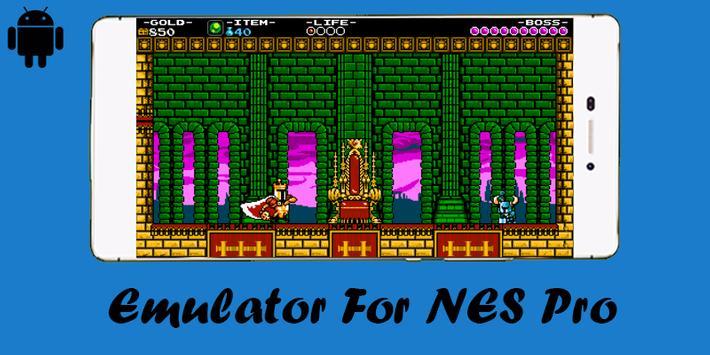 Emulator For NES Pro apk screenshot
