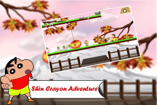 Shin Adventure Run apk screenshot