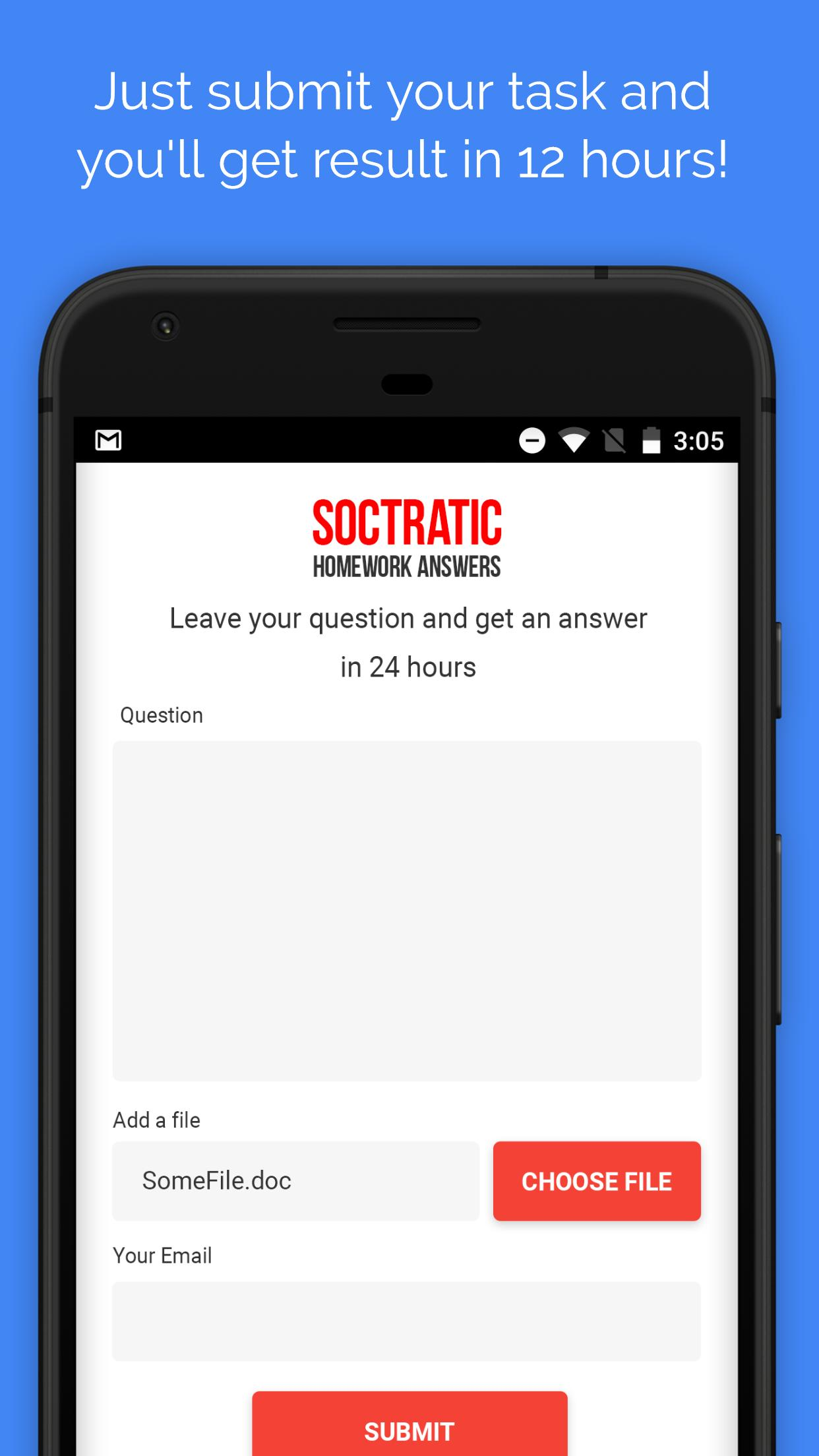 Socratic – Homework Answers for Android - APK Download