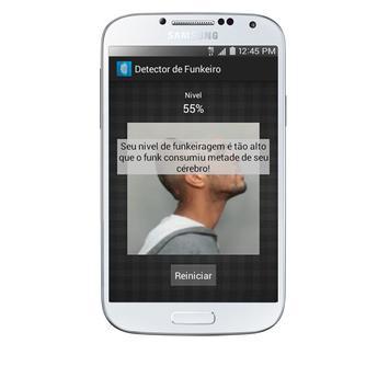 Detector de funkeiro apk screenshot