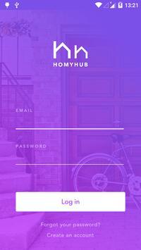 HomyHub poster
