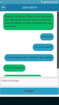HomyJob apk screenshot