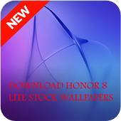 Best HD Honor 8 Lite Stock Wallpapers icon