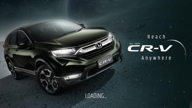 Reach CR-V Anywhere poster