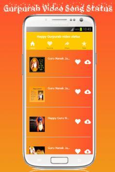 Gurpurab Video Song Status poster