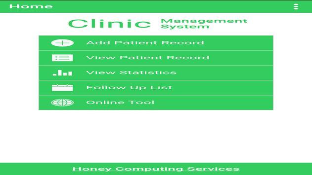 My Clinic Hospital-Patient Mgt screenshot 4