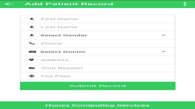 My Clinic Hospital-Patient Mgt screenshot 5