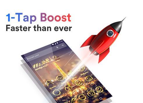 Air Launcher - Theme & 3D Wallpaper, Fast apk screenshot