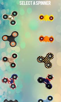 Fidget spinner free real hand game screenshot 4