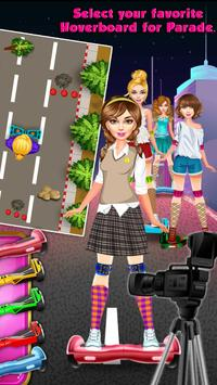 High School Hoverboard Parade apk screenshot