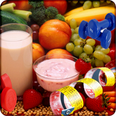 Weight Loss Foods & Tips icon
