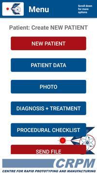 CRPM Patient Info poster