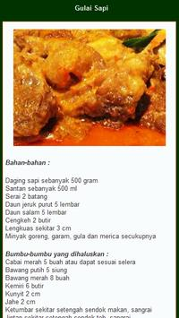Resep Gulai apk screenshot