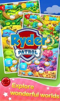 Bubble Shoot Ryder Patrol apk screenshot