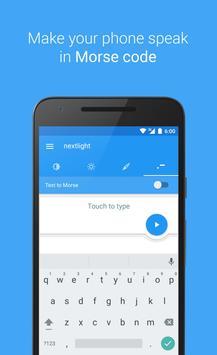 Flashlight - Nextlight screenshot 1