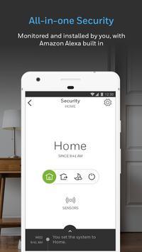 Honeywell Home apk स्क्रीनशॉट