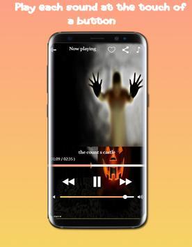 HD halloween sounds screenshot 2