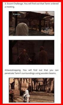 Guide for Assassins Creed screenshot 2