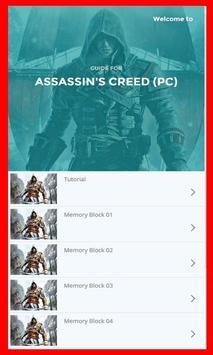 Guide for Assassins Creed screenshot 3