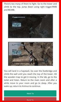 Guide for Assassins Creed screenshot 5