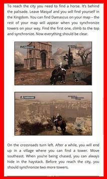 Guide for Assassins Creed screenshot 7