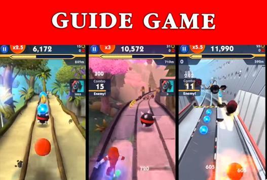 Guide Sonic Dash 2 boom poster